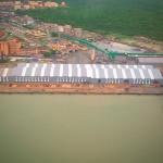 Vinigalpão: Galpão de Lona da Sansuy